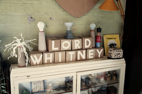 Lord Whitney. Photo by Liam Henry