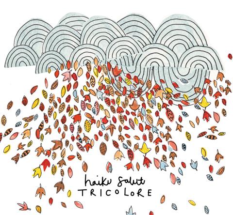 Tricolore by Haiku Salut. Design by Katrine Brosnan