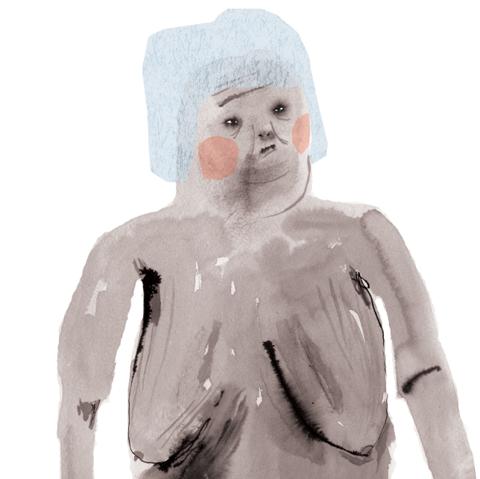Fay Myers Naked Nana