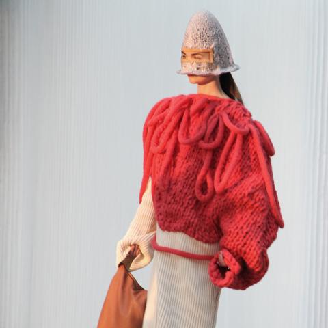 Middlesex Fashion Graduate Show 2013-Eliot Moran