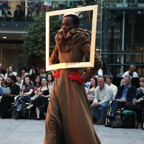 Middlesex Fashion Graduate Show 2013-Jason Patrick Carvalho