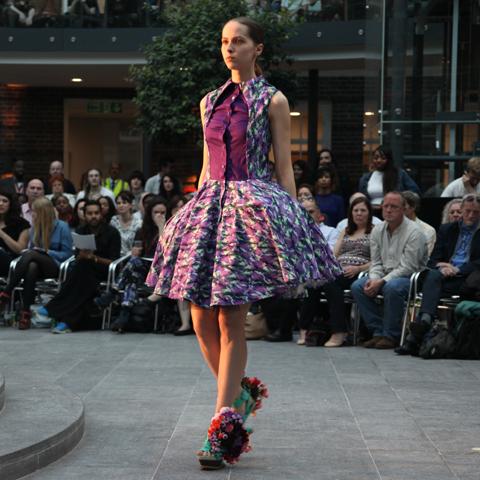 Middlesex Fashion Graduate Show 2013-Jeyda Yilmaz