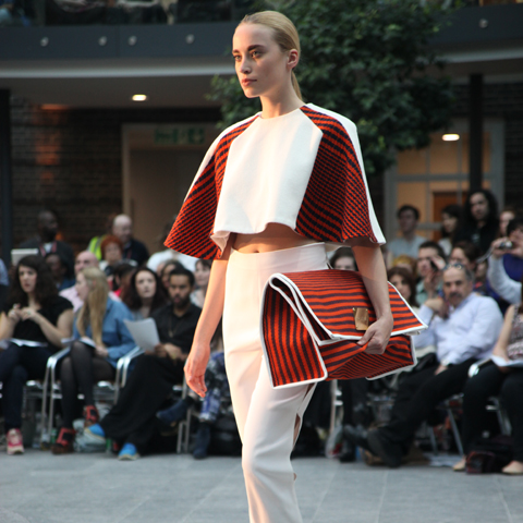 Middlesex Fashion Graduate Show 2013-Kirin Atwal