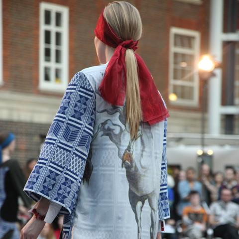 Middlesex Fashion Graduate Show 2013-Natasha Tandoh