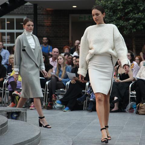 Middlesex Fashion Graduate Show 2013-Sylwia Szyplik