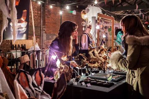 Secret Emporium at SGP christmas fair