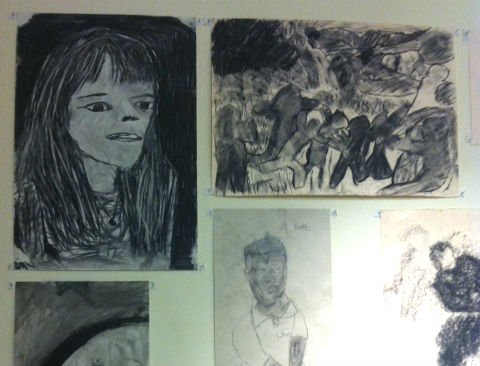 princes drawing clubs show
