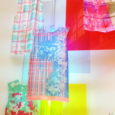 Amy Gill textiles