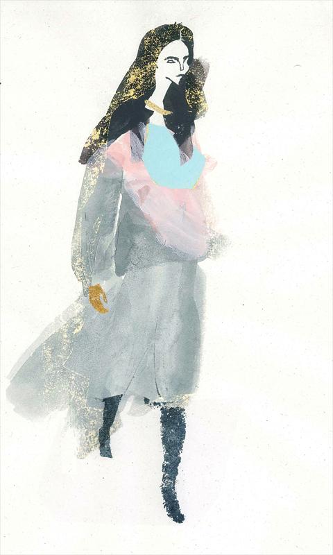 Shabnam Eslambolchi by Emma Shoard