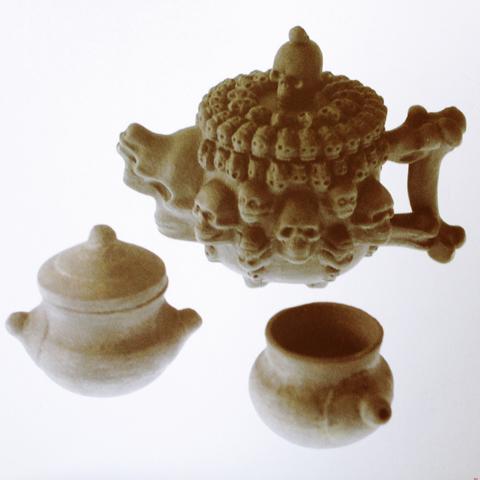 George Groenhuysen ceramics