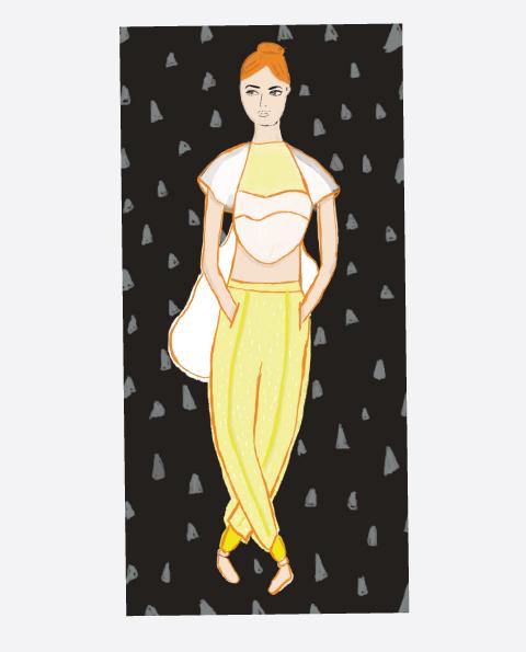 Shabnam Eslambolchi LCF13 by Seecee Illustration