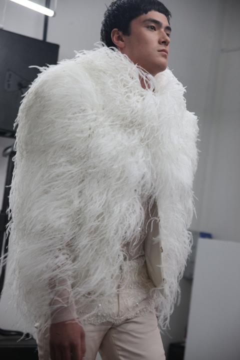 London College of Fashion degree show 2013-Alexis Housden