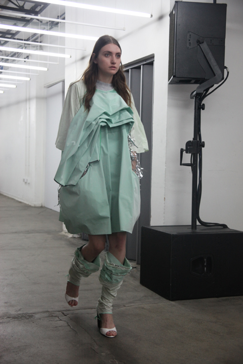 London College of Fashion degree show 2013-Rachel Greig