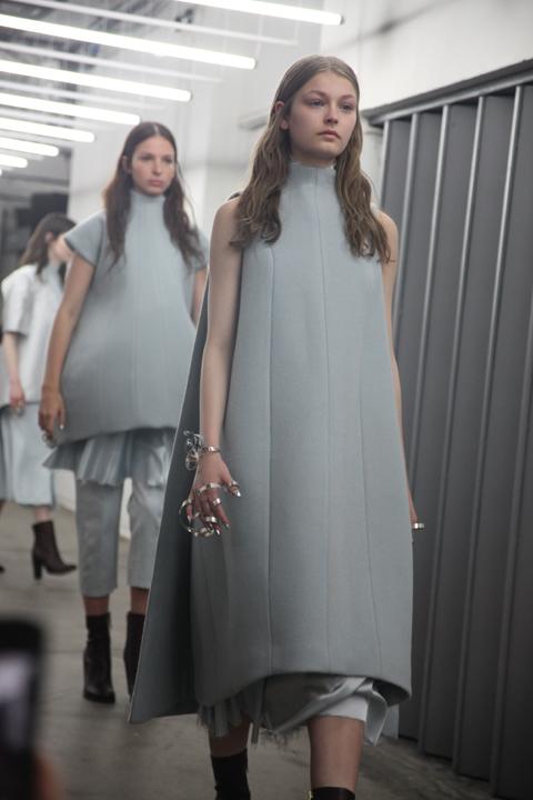 London College of Fashion degree show 2013-Randolph Turpin