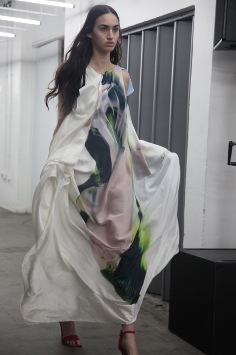 London College of Fashion degree show 2013-Christina Tiran