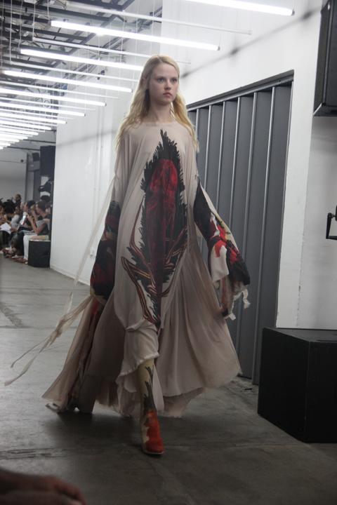 London College of Fashion degree show 2013-Christina Tiran