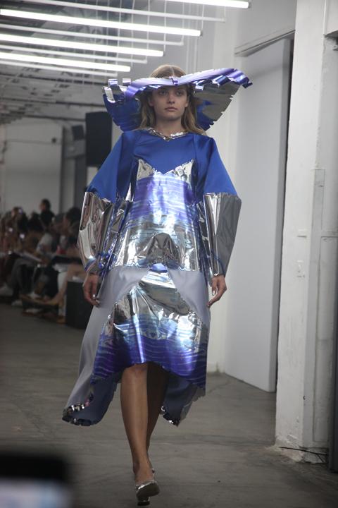 London College of Fashion degree show 2013-Sarah Buchanan