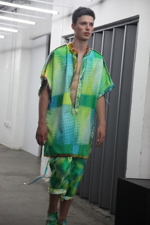 London College of Fashion degree show 2013-Antonia Beard
