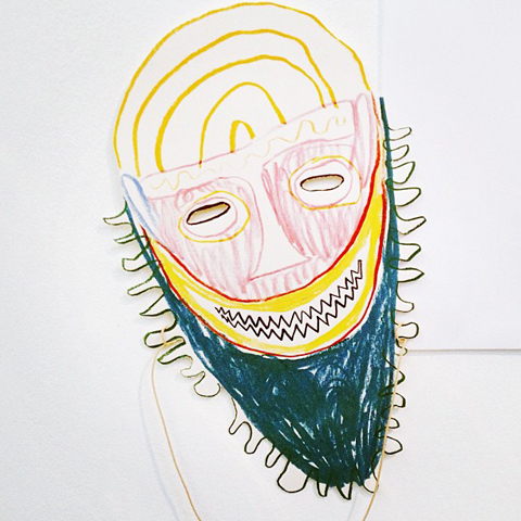 Mask by Jake Pardoe