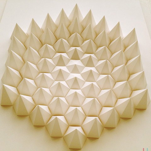 More paper art by Emilie Osborne