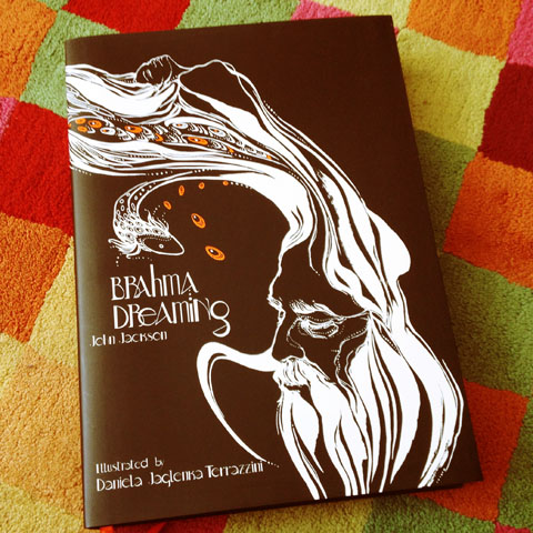 Brahma Dreaming 2013 -cover