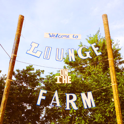 Lounge on the Farm 2013 review