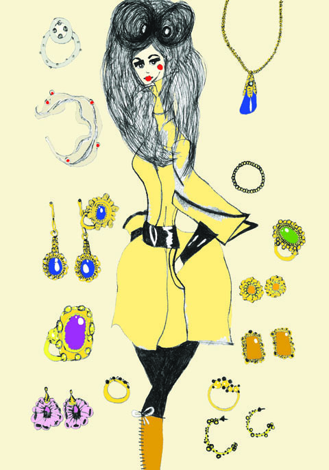 Milena Kovanovic Jewelry by Veronica Rowlands