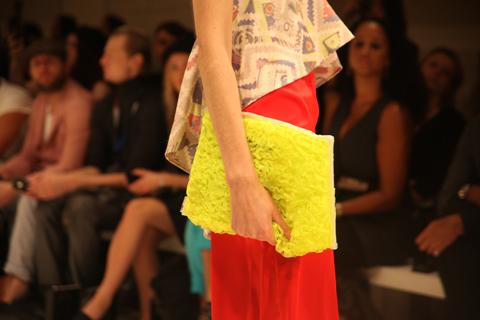 Basharatyan London Fashion Week