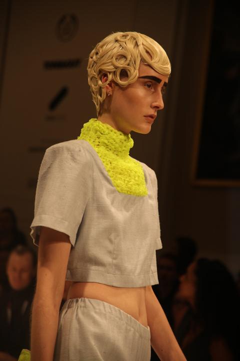 Basharatyan v London Fashion Week