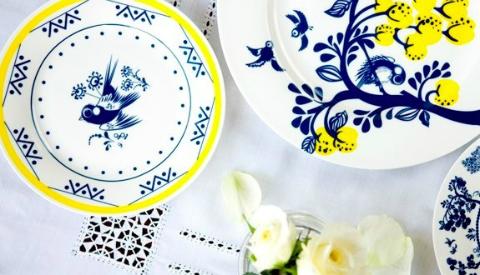 Louise Wilkinson Side Plates