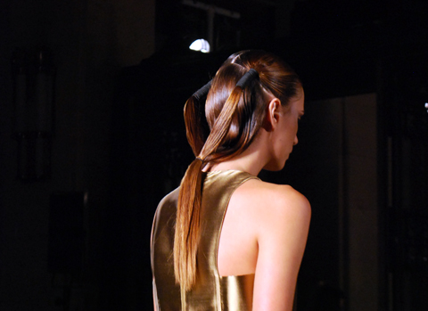 Lug Von Siga SS 2014 photo by Maria Papadimitriou HAIR