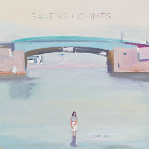 Ravens and Chimes Holiday Life cover art