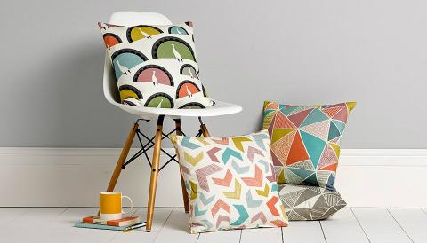 Sian Elin cushions