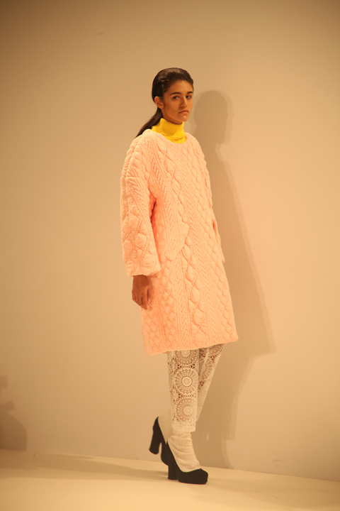 Swedish School of Textiles SS 2014-photography by Amelia Gregory