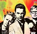 Depeche Mode by Sam Parr