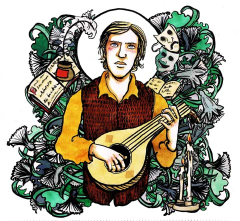 Johnny Flynn by Emma Mc Morrow