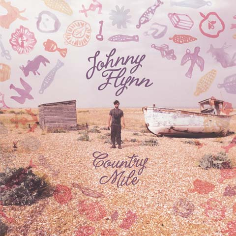 Johnny Flynn_CountryMile album cover
