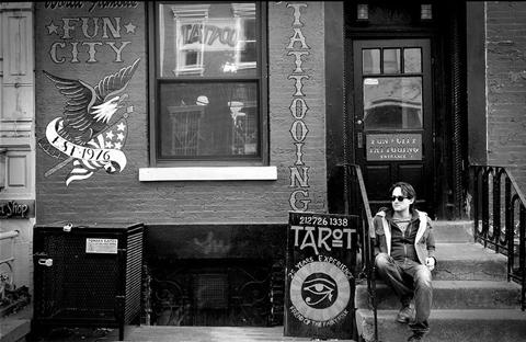 Reichenbach Falls tarot shop