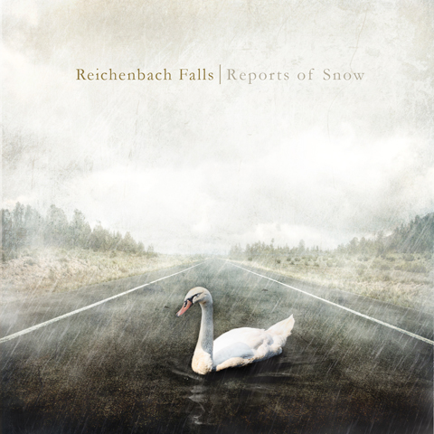 Reichenbach Falls_Reports of Snow album_cover