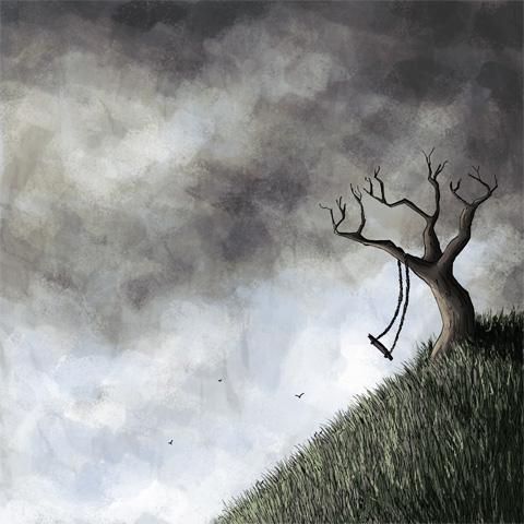 Reichenbach Falls by Amberin Huq