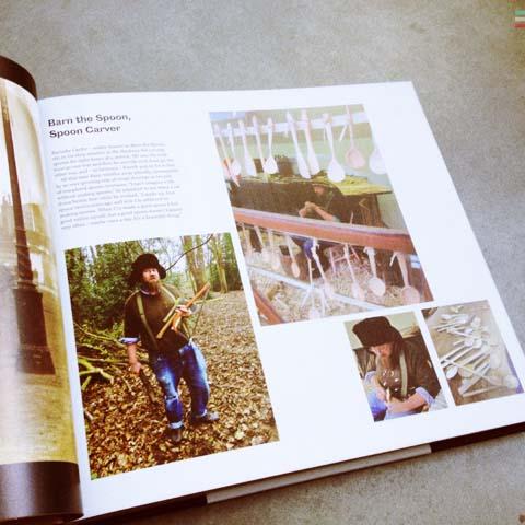 The Gentle Authors London Album 2013-Barn the Spoon