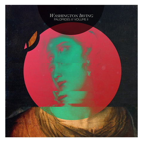 WashingtonIrving_Palomides_album artwork