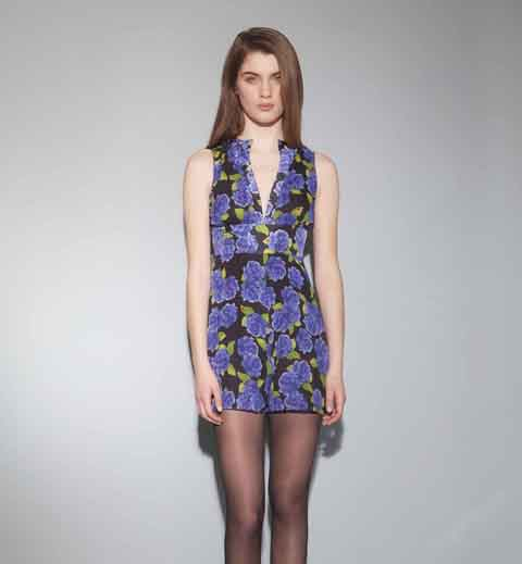 Beautiful Soul AW13-Mi Playsuit