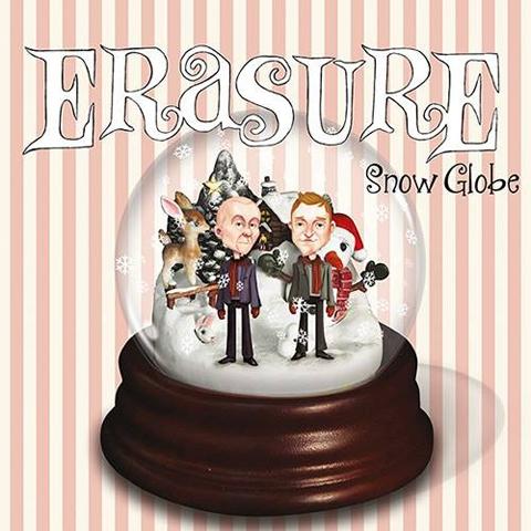 Erasure Snow Globe album cover