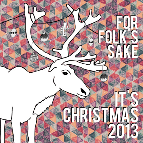 For Folk's Sake It's Christmas album 2013