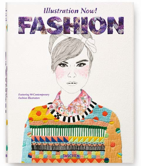 Illustration Now! Fashion - book cover
