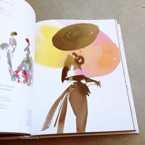 Illustration Now! Fashion by Taschen 2013 review Bil Donovan