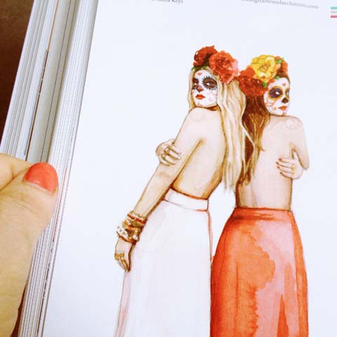 Illustration Now! Fashion by Taschen 2013 review Katie Rodgers