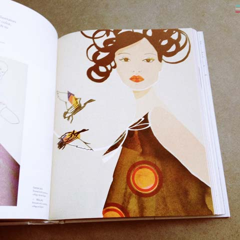 Illustration Now! Fashion by Taschen 2013 review LULU