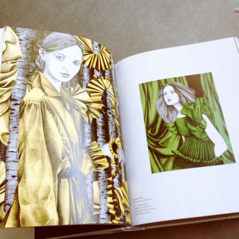 Illustration Now! Fashion by Taschen 2013 review Lina Boden